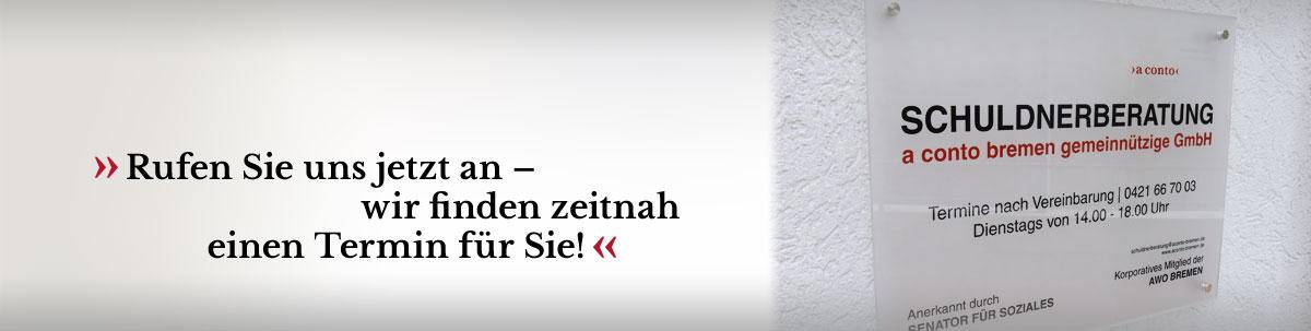Schuldnerberater Bremen Vahr